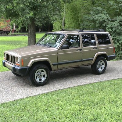 jeep cherookee